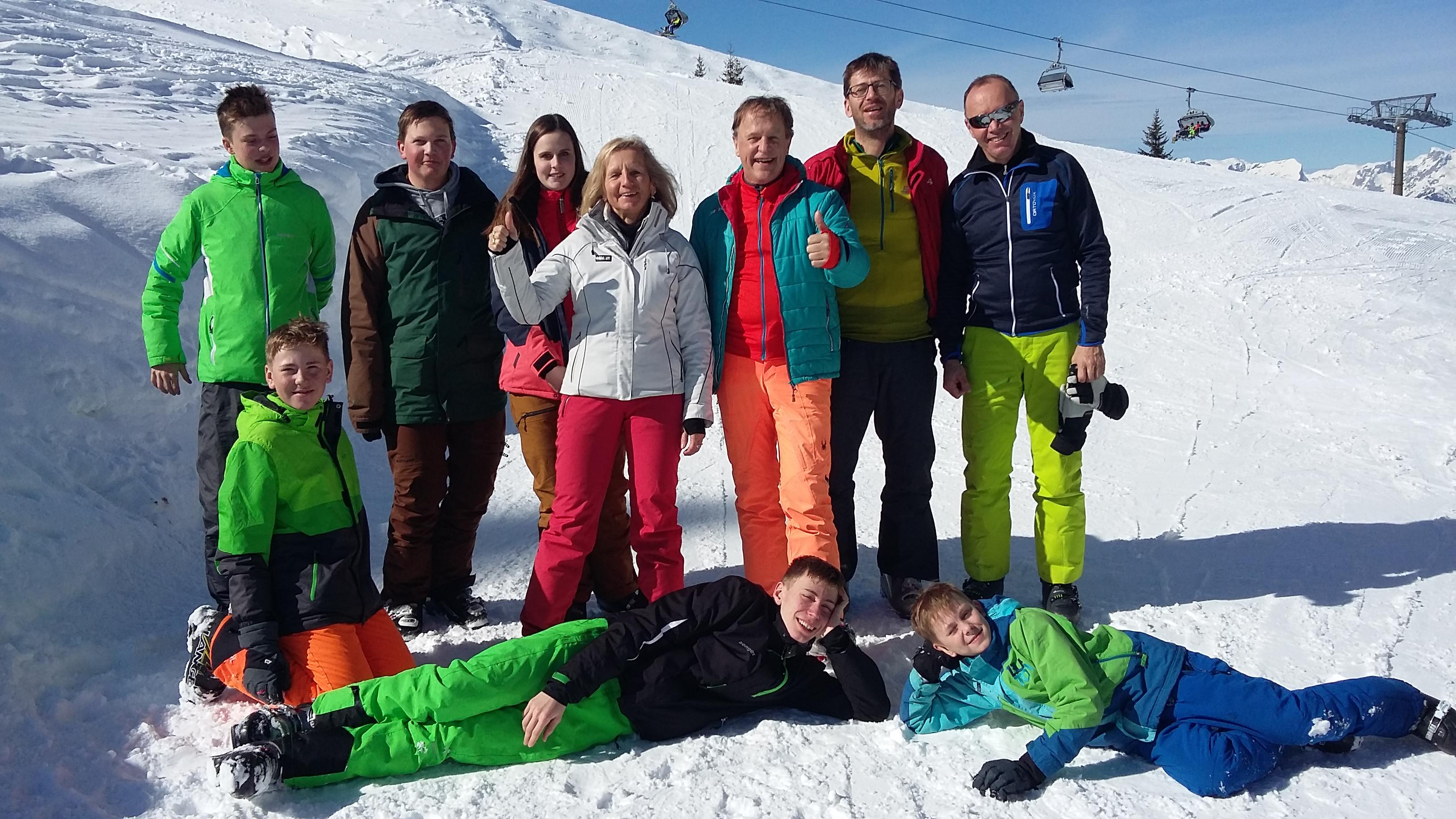 Teilnehmer TMK Goldegg